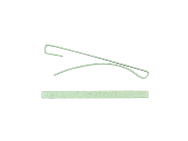 "Image of Mint Green 2"" Bar Barrette"