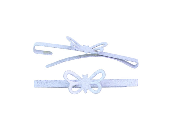 Image of Lavender Butterfly Barrette