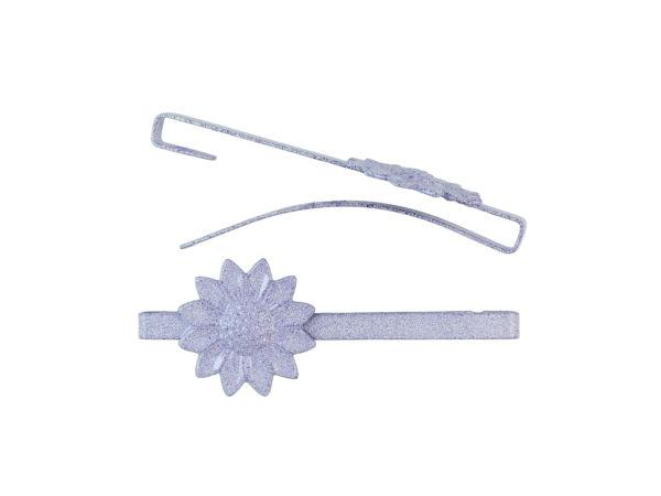 Image of Lavender Sunflower Barrette