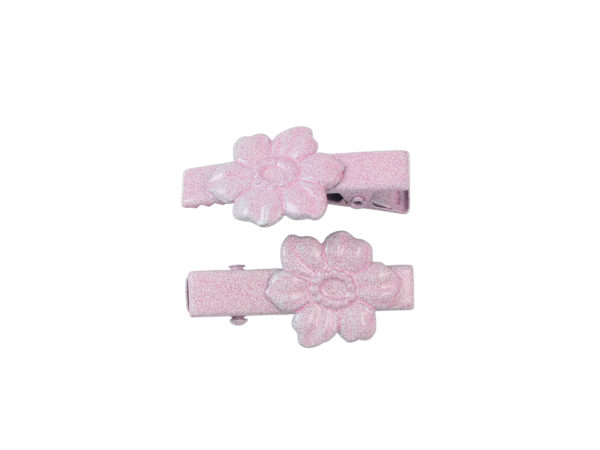 Image of Soft Pink Dogwood Lil Girl Pinch Clip