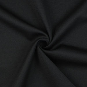 Image of Black Softique fabric