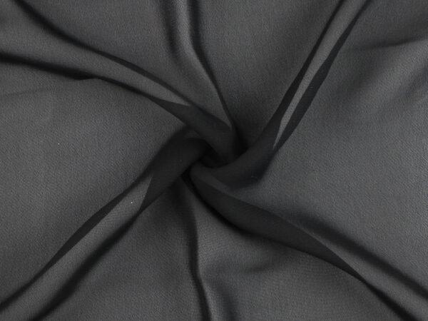 Image of Chiffon Black