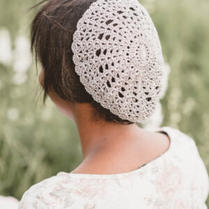 Image of Crochet Covering 04 Tan